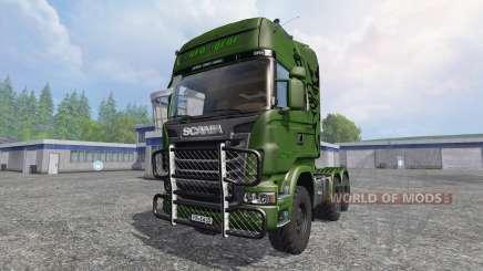 Scania R730 [euro farm] v0.9.5 für Farming Simulator 2015