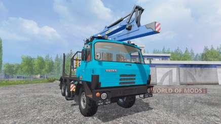 Tatra T815 [forest] für Farming Simulator 2015