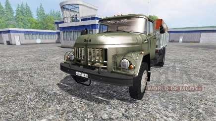 ZIL-131 [diesel] v2.0 pour Farming Simulator 2015