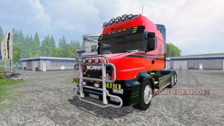 Scania T164 [long line] pour Farming Simulator 2015