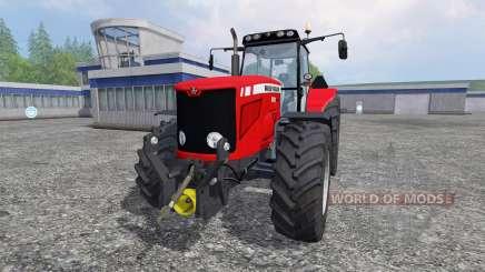 Massey Ferguson 6495 pour Farming Simulator 2015