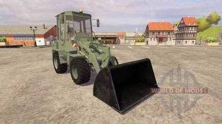 Zettelmeyer ZL 602 für Farming Simulator 2013