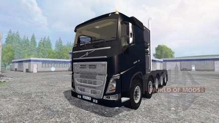 Volvo FH16 10x10 v0.3 pour Farming Simulator 2015