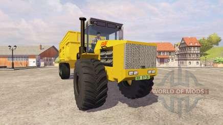 K-744 [dump truck] pour Farming Simulator 2013