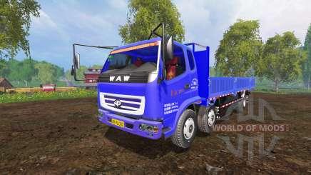 WAW 2000 6x2 für Farming Simulator 2015