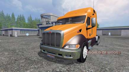Peterbilt 387 v2.0 für Farming Simulator 2015
