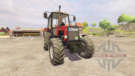 MTZ-1221 Biélorussie pour Farming Simulator 2013