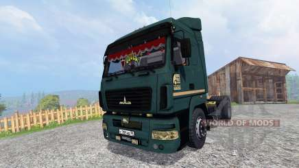 MAZ-5440 v1.2 für Farming Simulator 2015
