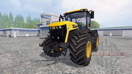 JCB 4220 v1.0 für Farming Simulator 2015