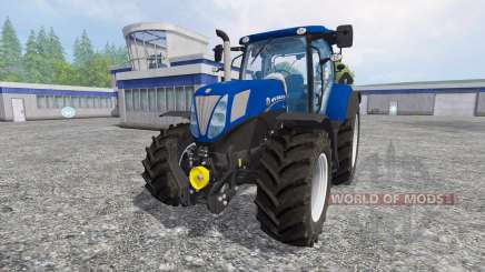 New Holland T7.170 [Blue Power] für Farming Simulator 2015