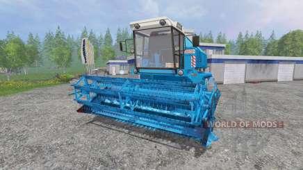 Bizon Z058 [record blue] für Farming Simulator 2015