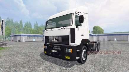 MAZ-6430 für Farming Simulator 2015