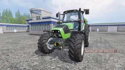 Deutz-Fahr Agrotron 6190 TTV v1.0 für Farming Simulator 2015