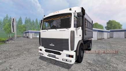 MAZ-5551А5 für Farming Simulator 2015