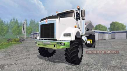 Kenworth T800 [spreader] pour Farming Simulator 2015