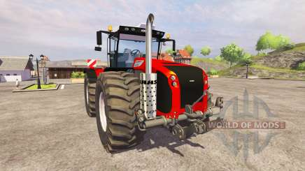 CLAAS Xerion 5000 [red] v1.1 für Farming Simulator 2013