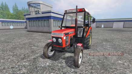 Zetor 7211 v1.0 für Farming Simulator 2015