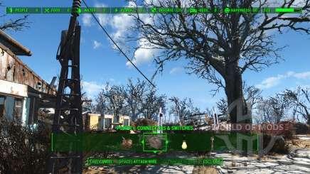Plus de lignes électriques pour Fallout 4