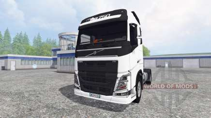 Volvo FH16 750 v3.1 pour Farming Simulator 2015