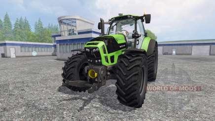 Deutz-Fahr Agrotron 7210 TTV v4.0 pour Farming Simulator 2015