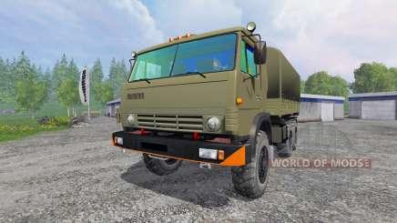 KamAZ-43114 für Farming Simulator 2015