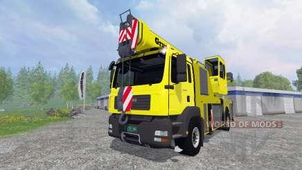 MAN TGA [crane] für Farming Simulator 2015