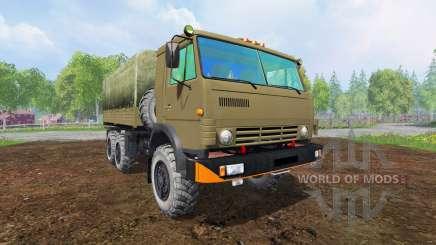 KamAZ-43114 v1.3 für Farming Simulator 2015