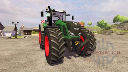 Fendt 939 Vario v2.0 für Farming Simulator 2013