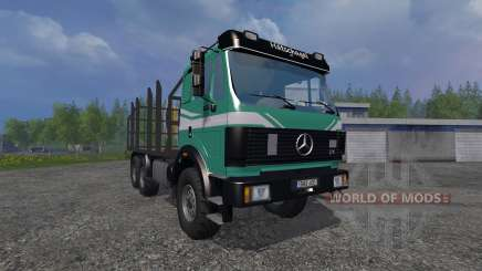 Mercedes-Benz SK 1935 [forest] v2.0 pour Farming Simulator 2015