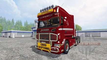 Scania Heavy für Farming Simulator 2015