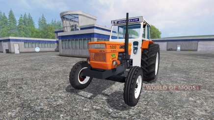 Fiat 1000 super für Farming Simulator 2015