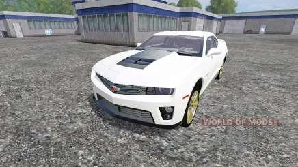 Chevrolet Camaro ZL1 pour Farming Simulator 2015