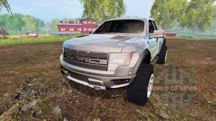 Ford F-150 Raptor pour Farming Simulator 2015