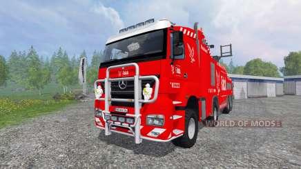 Mercedes-Benz Axor [wrecker] für Farming Simulator 2015