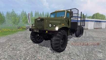 KrAZ-255 B1 [Holz] für Farming Simulator 2015
