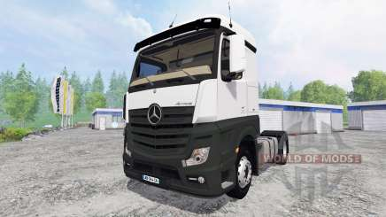 Mercedes-Benz Actros MP4 für Farming Simulator 2015