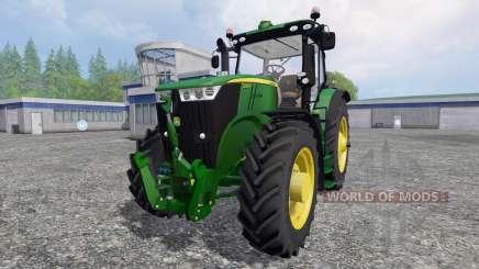 John Deere 7290R [US] pour Farming Simulator 2015