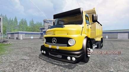Mercedes-Benz 1513 [dump] für Farming Simulator 2015