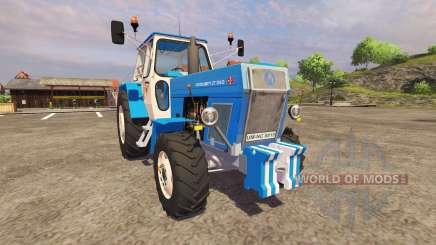 Fortschritt Zt 303-D für Farming Simulator 2013
