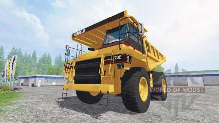 Caterpillar 773E pour Farming Simulator 2015
