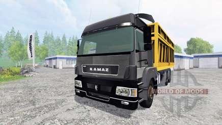KamAZ-5490 [dump truck] für Farming Simulator 2015
