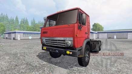 KamAZ 5410 v1.0 pour Farming Simulator 2015