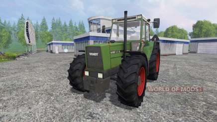 Fendt Favorit 611 FL [washable] für Farming Simulator 2015