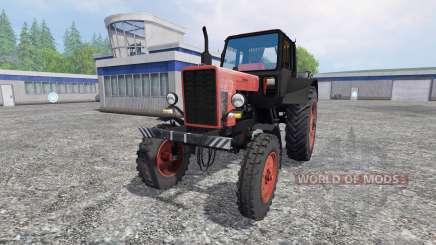MTZ-80 [rot] für Farming Simulator 2015