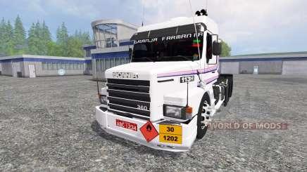 Scania 113H für Farming Simulator 2015