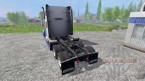 Freightliner Coronado v2.5 pour Farming Simulator 2015