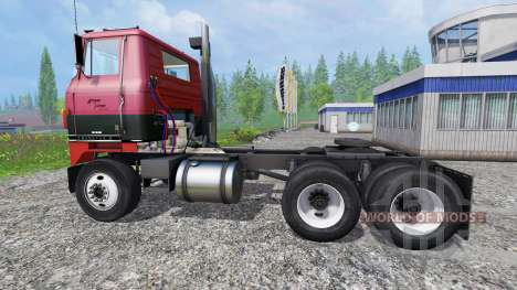 International TranStar pour Farming Simulator 2015