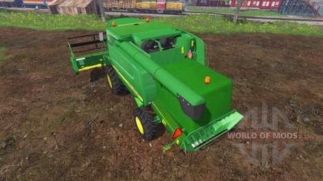 John Deere 9640 WTS pour Farming Simulator 2015