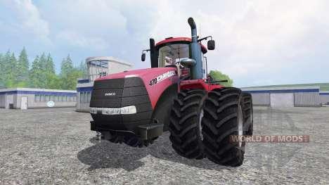Case IH Steiger 470 v2.0 für Farming Simulator 2015