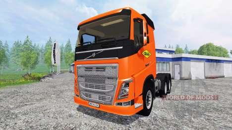 Volvo FH16 750 [COLAS] für Farming Simulator 2015
